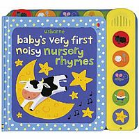 Baby's Very First Noisy Book Nursery Rhymes
