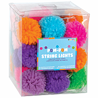 POM POM STRING LIGHT