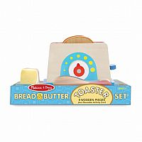 Bread and Butter Toaster