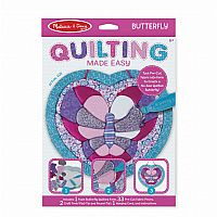 Butterfly Quilting Made Easy