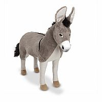 Donkey Lifelike Plush