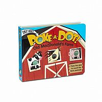 Poke-A-Dot Book - Old Macdonalds Farm