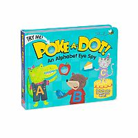 Poke-A-Dot Book - Alpha Eye Spy