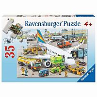 Busy Airport 35 Pc. Puzzle