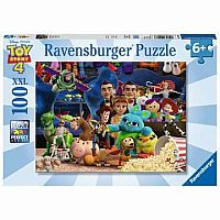 100 pc To the Rescue! Toy Story Puzzle