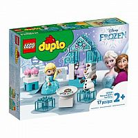 LEGO® DUPLO® Elsa and Olaf's Tea Party