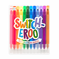 Switcheroo 12 Color Changing Markers