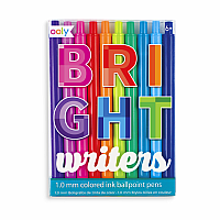 Bright Writers Colored Pens