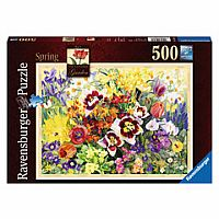 Cottage Garden Spring Series 500pc Puzzle
