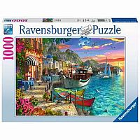 1000 pc Grandiose Greece Puzzle