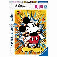1000 pc Retro Mickey Puzzle