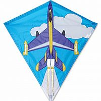 30 in. Diamond - Jet Plane
