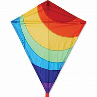 25 In. Diamond - Radiant Rb Kite