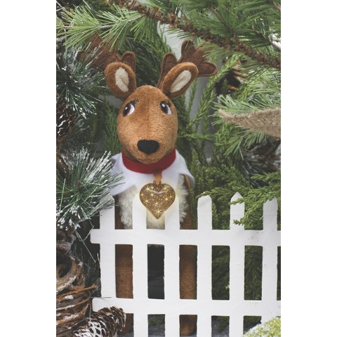 Elf on the Shelf- Elf Pets Reindeer - Fun Stuff Toys