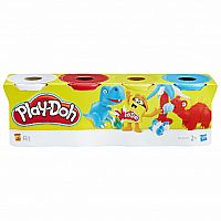 Play Doh 4oz Primary Color Pack