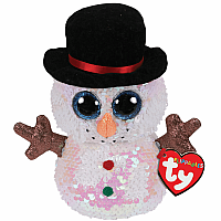Melty Reversible Sequin Beanie Boo