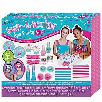Spa-tacular Spa Party for 2