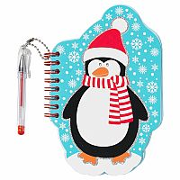 Penguin Mini Notepad
