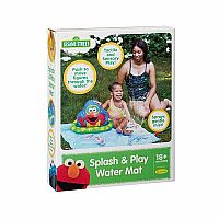 Elmo Splash and Play Water Mat