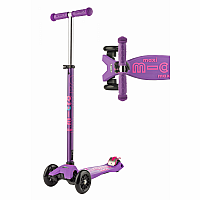 Maxi Purple Deluxe Scooter