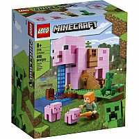 LEGO® Minecraft™ The Pig House