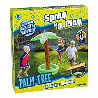 Spray N Play Palm Tree Sprinkler