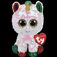 Stardust Reversible Sequin Beanie Boo