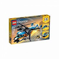 LEGO® Creator 3in1 Twin-Rotor Helicopter