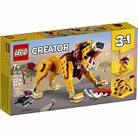 LEGO® CREATOR 3 in 1 Wild Lion