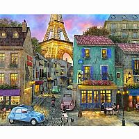 1000 pc Eiffel Magic Puzzle