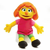 Julia from Sesame Street