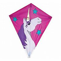 25 In. Diamond - Lucky Unicorn