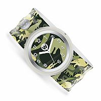 Dino Camo Slap Watch