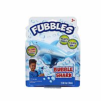 Fubbles Bubbles Shark