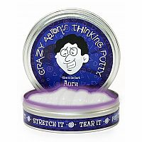 "Small Aura Tin Thinking Putty 2"" Tin"