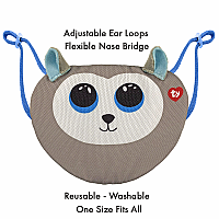 Slush Face Mask Beanie Boo