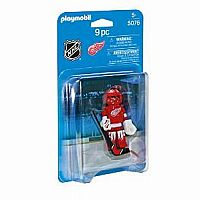 NHL® Detroit Red Wings® Goalie