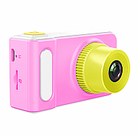 My First Camera - Yellow/Pink