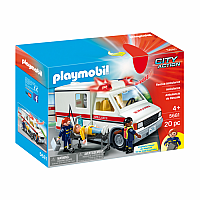 City Action Rescue Ambulance