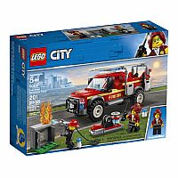 LEGO® City Fire Fire Chief Response Truck