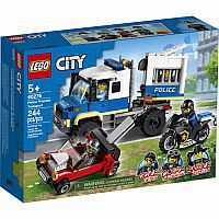 LEGO® City Police Prisoner Transport