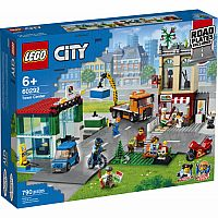 LEGO® City Town Center