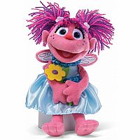 Abby Cadabby with Flowers