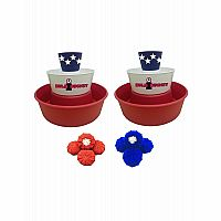 BulziBucket - Red, White and Blue