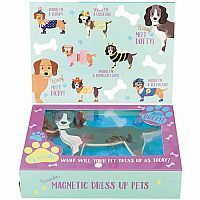 Pets Magnetic Dress Up