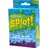 Splat Game: Addition