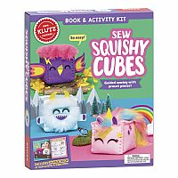 Sew Squishy Cubes