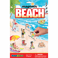 Create a Scene Magnetic Beach
