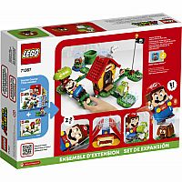 LEGO® Super Mario™ Mario's House and Yoshi