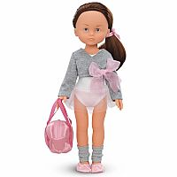 Ballerina Set for Les Cheries doll